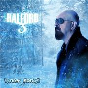 Halford Winter Songs UK CD album