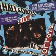 Click here for more info about 'Hall & Oates - A Night At The Apollo Live!'