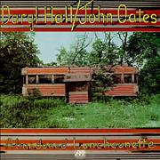 Click here for more info about 'Hall & Oates - Abandoned Luncheonette'