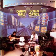 Click here for more info about 'Hall & Oates - Bigger Than Both Of Us'