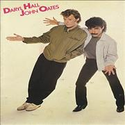 Click here for more info about 'Hall & Oates - Daryl Hall John Oates - 1982 UK Tour'