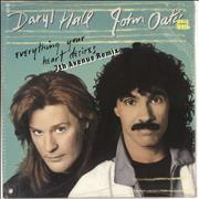 Click here for more info about 'Hall & Oates - Everything Your Heart Desires (7th Avenue Remix)'