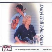 Click here for more info about 'Hall & Oates - Instant Live - Live from The Celebrity Theatre Phoenix, AZ'