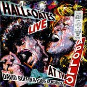 Click here for more info about 'Hall & Oates - Live At The Apollo'