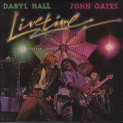 Click here for more info about 'Hall & Oates - Livetime'