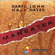 Click here for more info about 'Hall & Oates - Maneater - Titled sleeve'