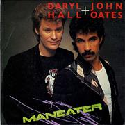 Click here for more info about 'Hall & Oates - Maneater - Group sleeve'