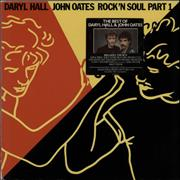Click here for more info about 'Hall & Oates - Rock 'N Soul Part 1 - Stickered Shrink + Calendar'