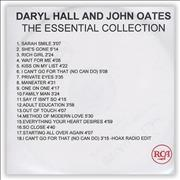 Click here for more info about 'Hall & Oates - The Essential Collection'