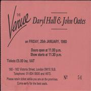 Click here for more info about 'Hall & Oates - The Venue 1980'