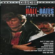 Click here for more info about 'Hall & Oates - Video Collection'