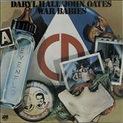 Click here for more info about 'Hall & Oates - War Babies'