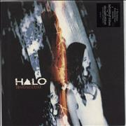 Click here for more info about 'Halo - NevErenDinG - Red vinyl'