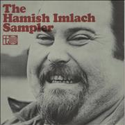 Click here for more info about 'Hamish Imlach - The Hamish Imlach Sampler'