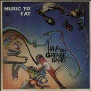 Click here for more info about 'Hampton Grease Band - Music To Eat'