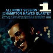 Click here for more info about 'Hampton Hawes - All Night Session! Volume 1'