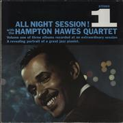 Click here for more info about 'Hampton Hawes - All Night Session Volumes 1 & 2'