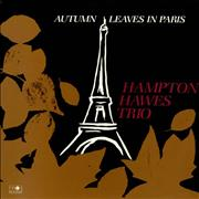 Click here for more info about 'Hampton Hawes - Autumn Leaves In Paris'