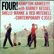 Click here for more info about 'Hampton Hawes - Four! - DG Mono'