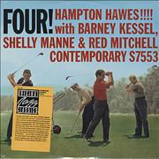 Click here for more info about 'Hampton Hawes - Four! - Sealed'