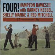 Click here for more info about 'Hampton Hawes - Four!'