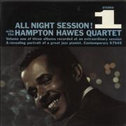 Click here for more info about 'Hampton Hawes - Hampton Hawes Quartet: All Night Session, Vol. 1'