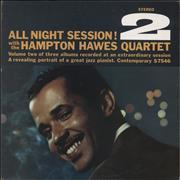 Click here for more info about 'Hampton Hawes - Hampton Hawes Quartet: All Night Session, Vol. 2'