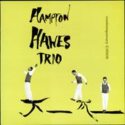 Click here for more info about 'Hampton Hawes - Hampton Hawes'