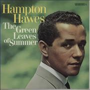 Click here for more info about 'Hampton Hawes - The Green Leaves Of Summer'