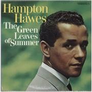Hampton Hawes The Green Leaves Of Summer Japan vinyl LP