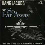 Click here for more info about 'Hank Jacobs - So Far Away - 2 x 1-sided test pressings'