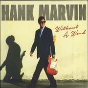 Click here for more info about 'Hank Marvin - Without A Word - Red Vinyl'