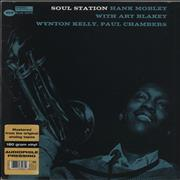 Click here for more info about 'Hank Mobley - Soul Station - 180gm'