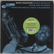 Click here for more info about 'Hank Mobley - Soul Station - 180gram vinyl - sealed'