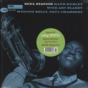 Click here for more info about 'Hank Mobley - Soul Station - 180gram vinyl'