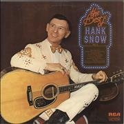 Click here for more info about 'Hank Snow - The Best Of Hank Snow Vol. II'