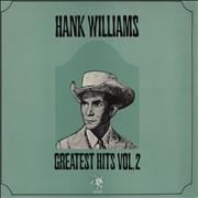 Click here for more info about 'Hank Williams - Greatest Hits Volume 2'