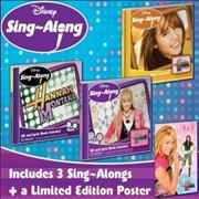Click here for more info about 'Hannah Montana - Hannah Montana Sing-along: 3CD X-Mas Fan Box'