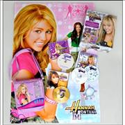 Click here for more info about 'Hannah Montana Sing-along: 4-disc X-Mas Fan Box'
