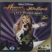 Click here for more info about 'Hannah Montana and Miley Cyrus - Best of Both Worlds Concert'