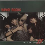 Click here for more info about 'Hanoi Rocks - Dead By Christmas - 2nd'
