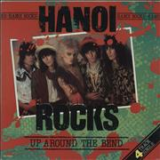 Click here for more info about 'Hanoi Rocks - Up Around The Bend'