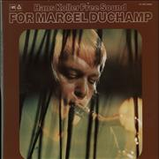 Click here for more info about 'Hans Koller - For Marcel Duchamp'