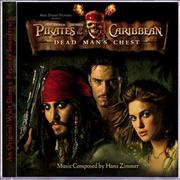 Click here for more info about 'Hans Zimmer - Pirates Of The Caribbean - Dead Man's Chest OST'
