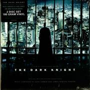 Click here for more info about 'Hans Zimmer - The Dark Knight - 180gm - Sealed'
