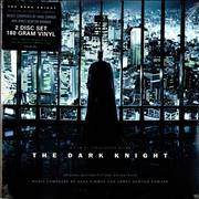 Click here for more info about 'Hans Zimmer - The Dark Knight - 180gm - Sealed - Del Mk'