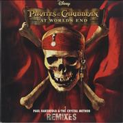 Click here for more info about 'Hans Zimmer - The Pirates of the Caribbean: At World's End Remixes'
