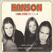 Click here for more info about 'Hanson - I Will Come To You + Poster'