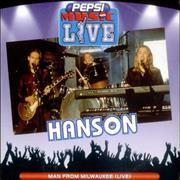Click here for more info about 'Hanson - Man From Milwaukee (Live)'