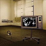 Click here for more info about 'Hanson - The Best Of Hanson: Live And Electric'